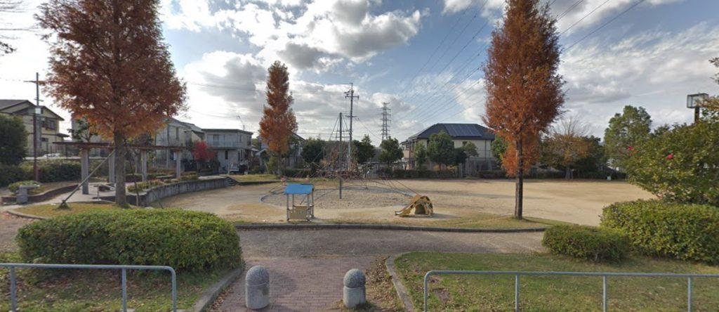 個人的おすすめ公園・桜が丘四丁目南公園
