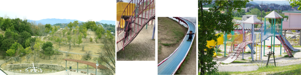 梅美台公園【遊具が充実した大型公園】