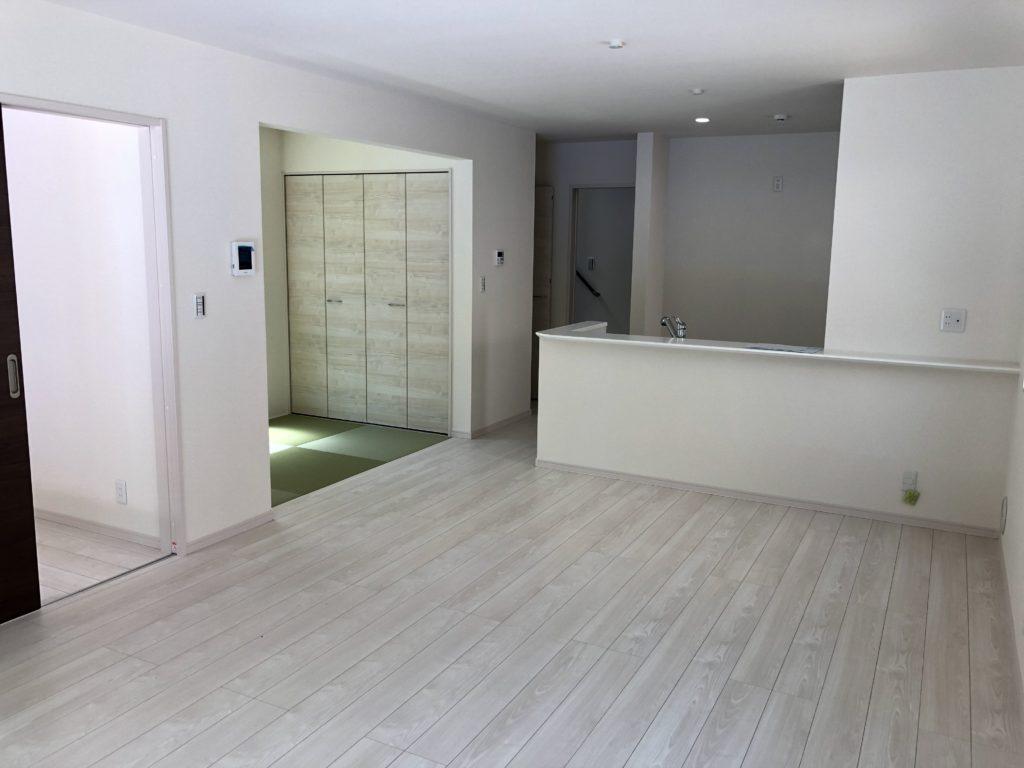 奈良市法蓮町・新築一戸建て・建売住宅