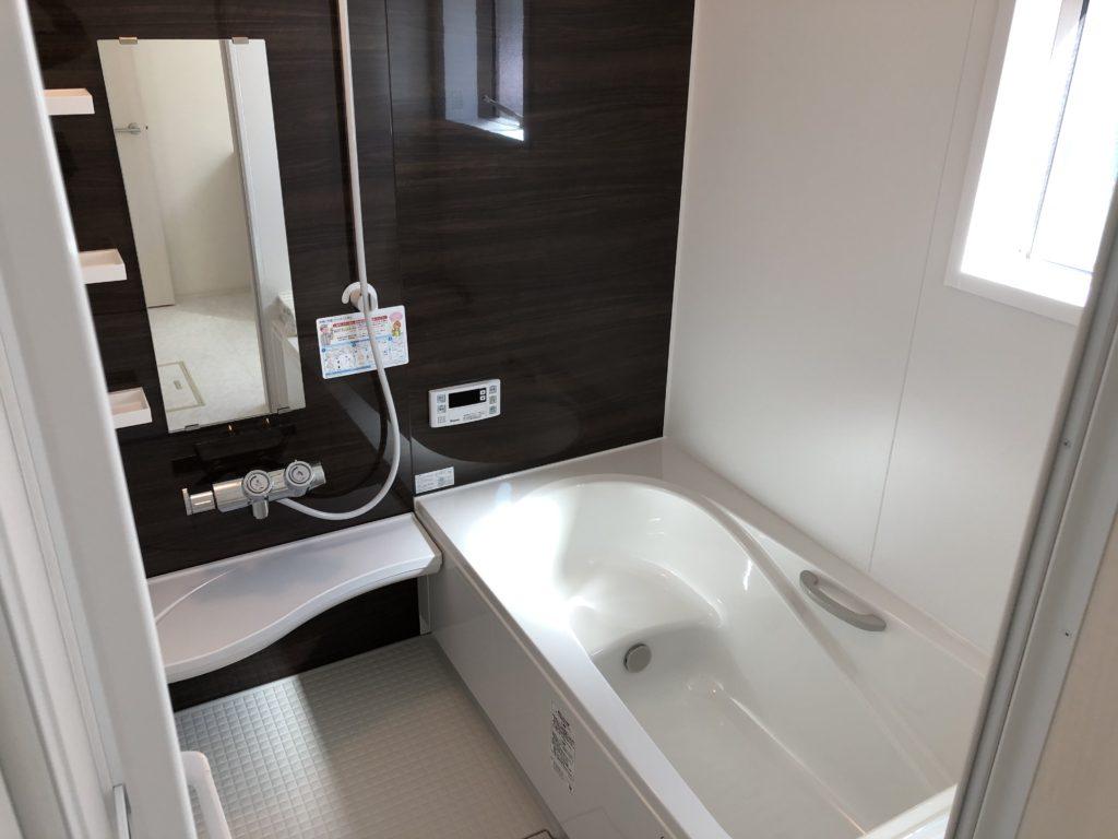 浴室・三郷町城山台・新築一戸建て・建売住宅