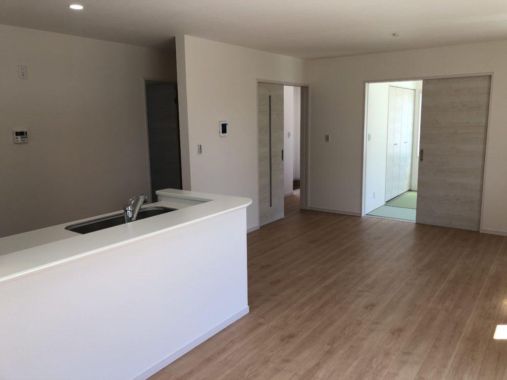 奈良市平松4丁目・新築一戸建て・建売住宅