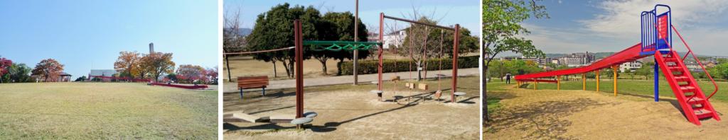 九条公園【最古の貨幣・富本銭の出土地】