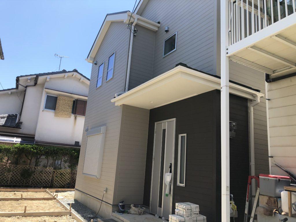 奈良市東九条・新築一戸建て・建売住宅
