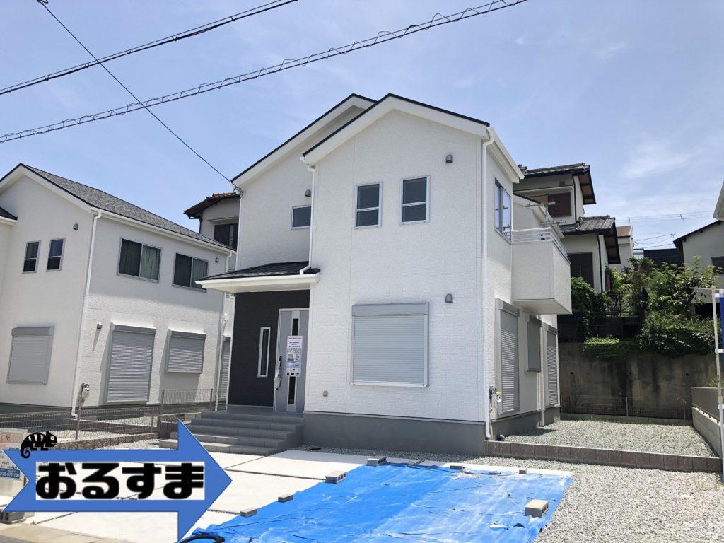 奈良市押熊町・新築一戸建て・建売住宅