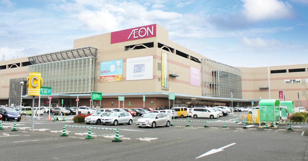 イオンモール高の原・奈良市おすすめ買い物施設