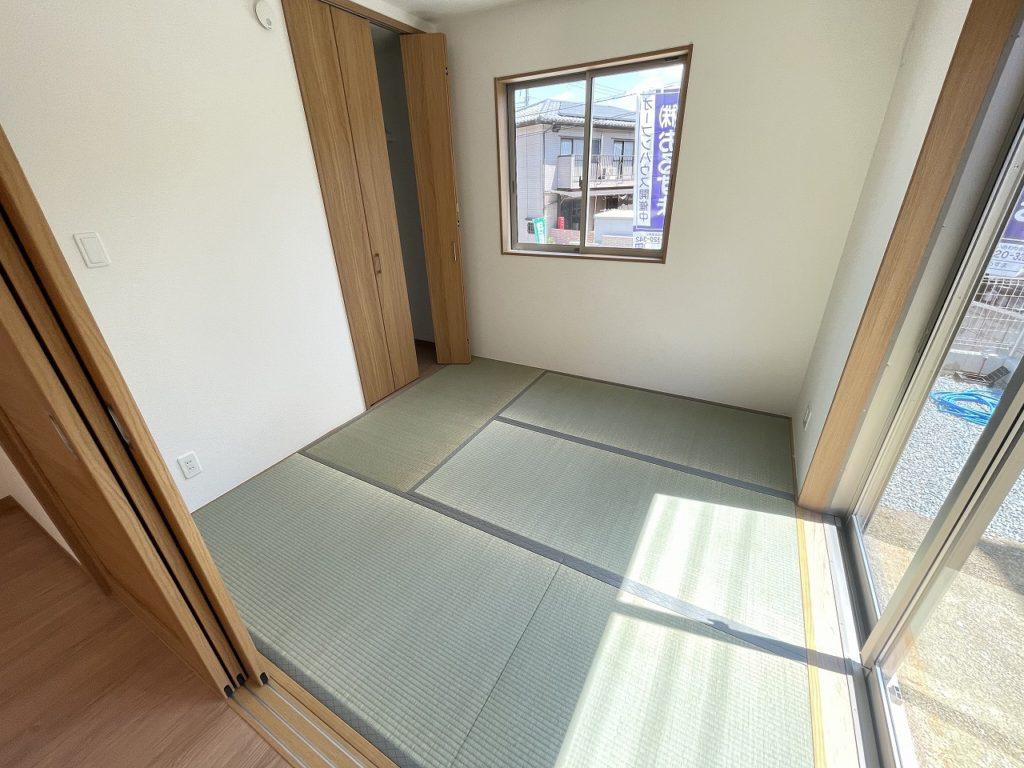 奈良市敷地町・新築一戸建て・現地写真