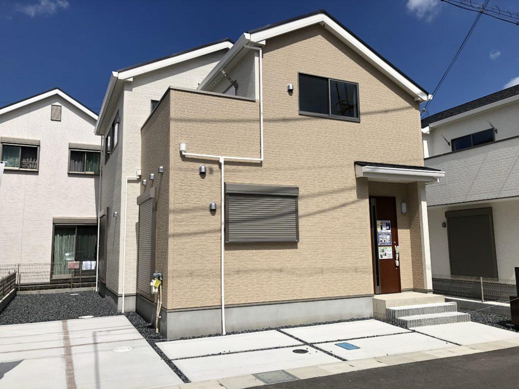 橿原市川西町・リーブルガーデンシリーズ【建売新築一戸建て】