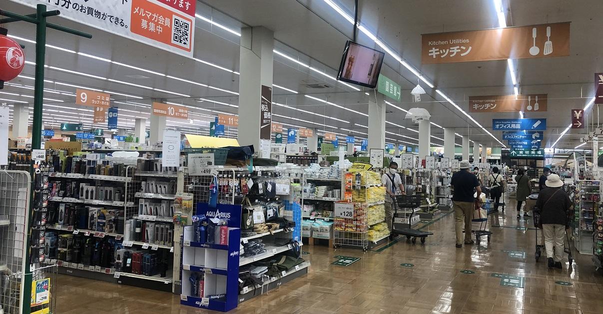 ガーデンモール木津川・カインズ